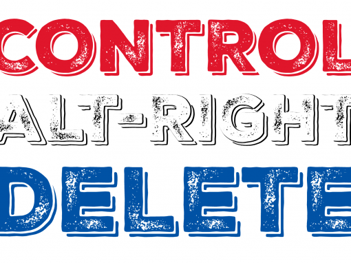 CONTROL ALT-RIGHT DELETE