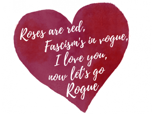 LET'S GO ROGUE, VALENTINE